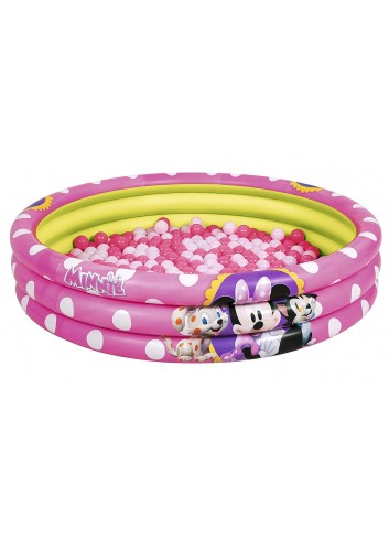Piscina Pelotas Minnie Mouse