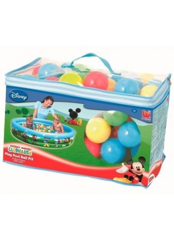 Piscina Pelotas Mickey Mouse