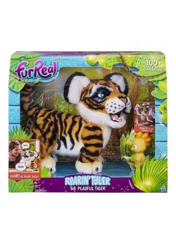 Fur Real Tyler Rayler Felino El Tigre Juguetón De Hasbro
