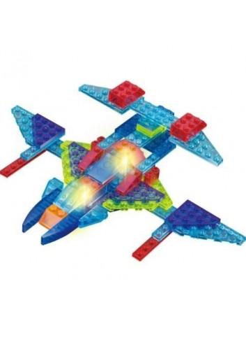 Lego Cristaland con luz 92 Piezas