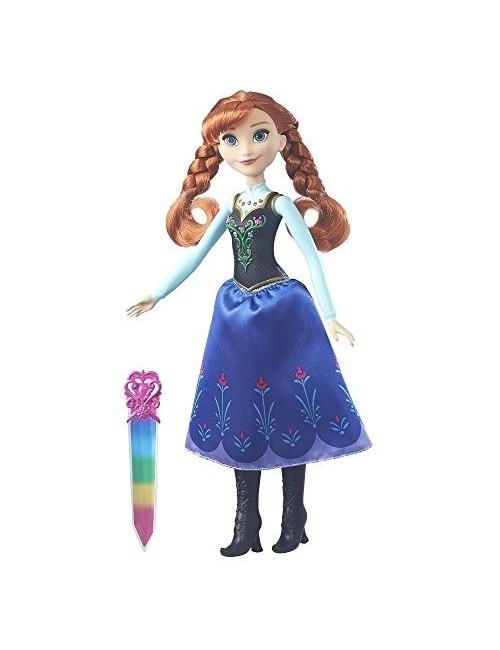 Disney Frozen Elsa Brillo de Cristal