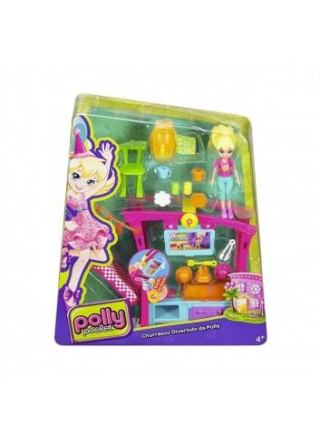 Parrillada divertida Polly Pocket