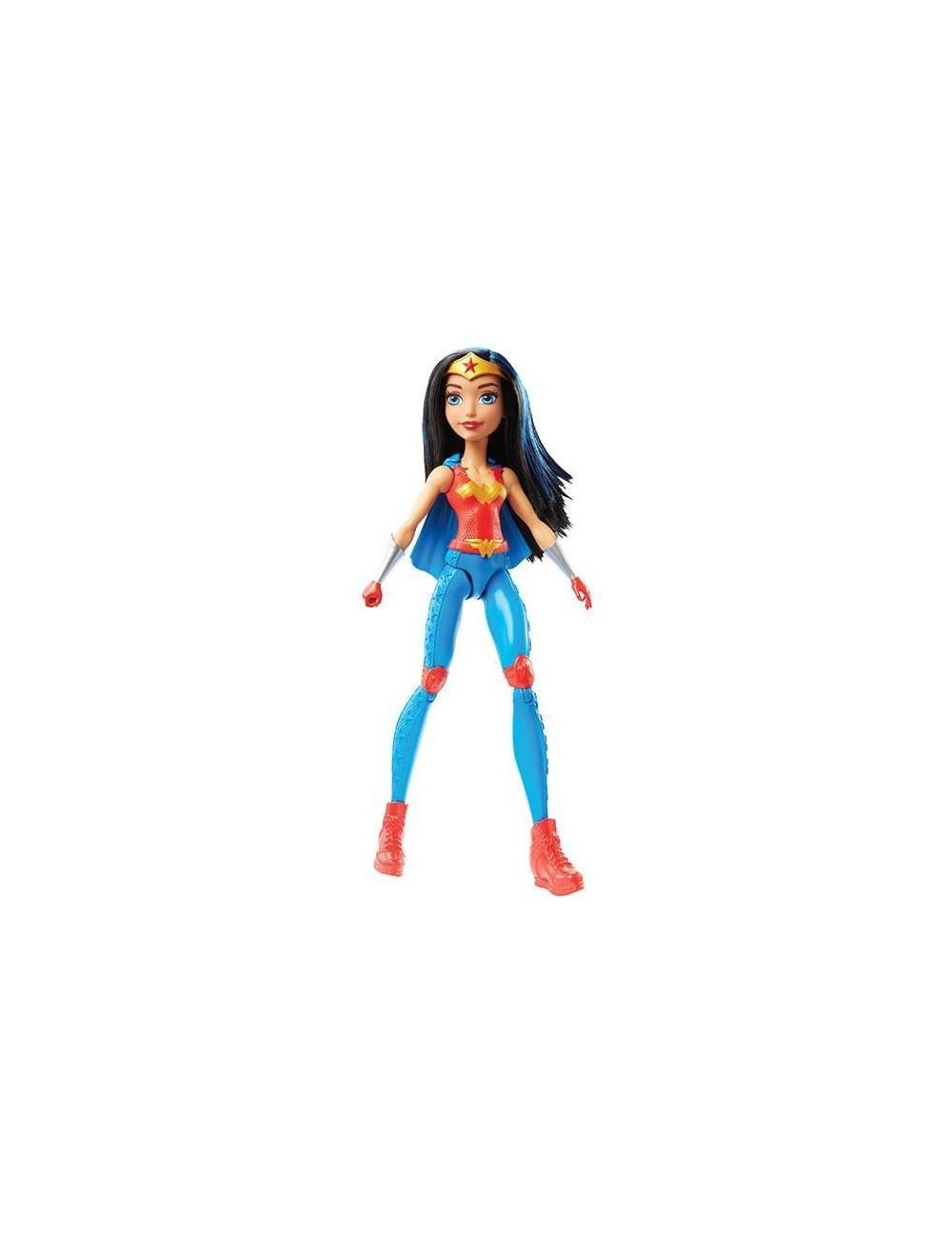 DC superhero GIRLS Mujer Maravilla